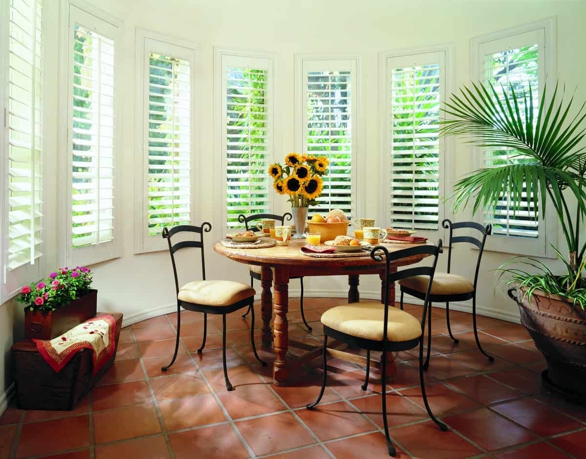 Introducing Shutters to Your Home Near Fletcher, North Carolina (NC) including Plantation Shutters for Traditional Style